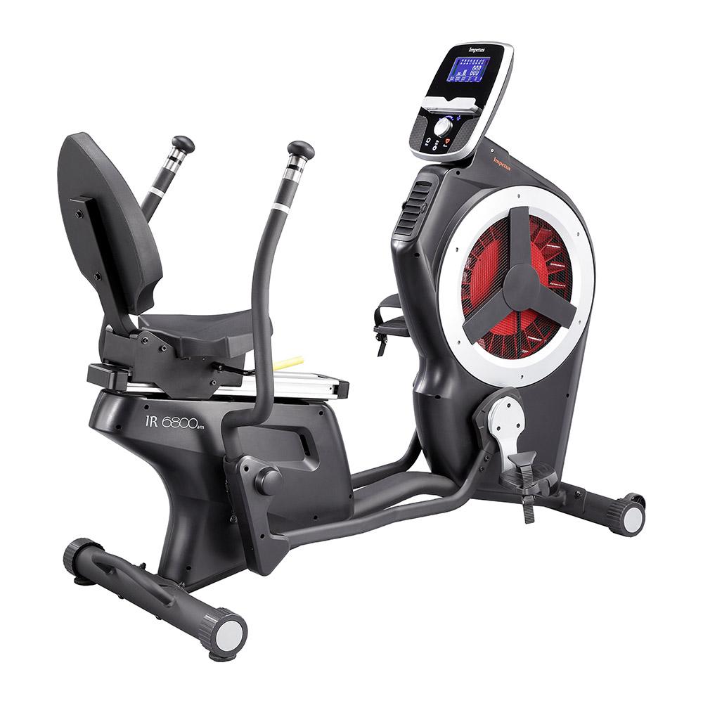 IR-6800am Air-Magnetic Recumbent Bike