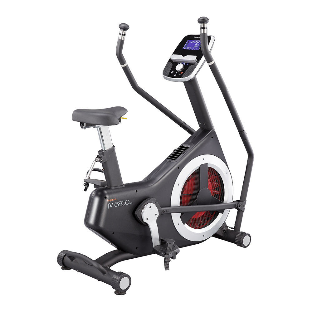 IV-6800am Upright Bike